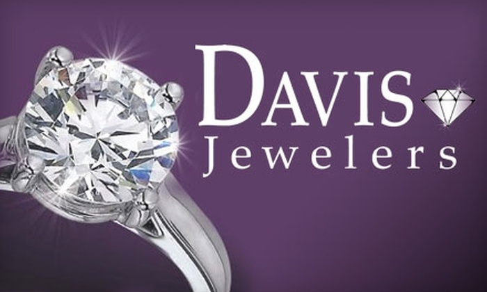 Your Perfect Ring is at Davis Jewelers!