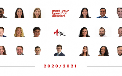 YPAL Announces 2020-2021 Board of Driectors