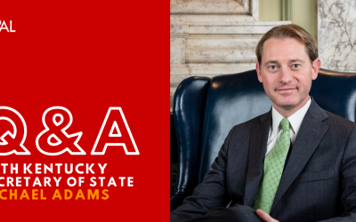 Young Professionals Q&A with Secretary of State Michael Adams on Absentee Voting
