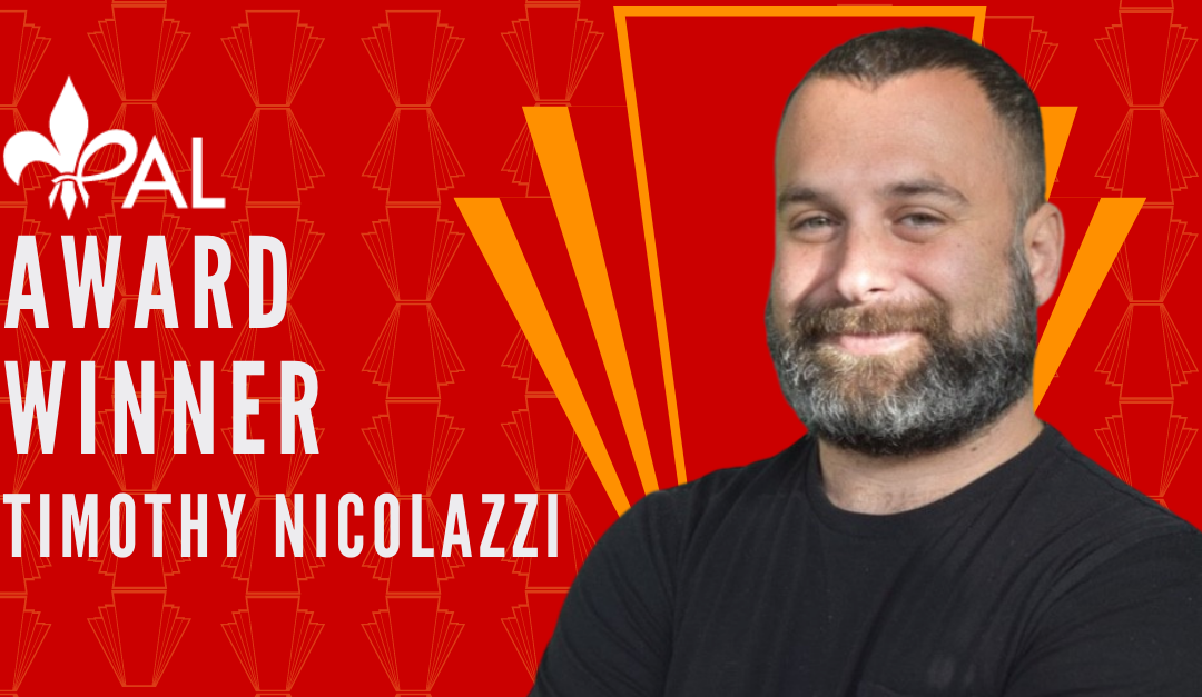 Meet Timothy Nicolazzi | 2020 YPAL Award Winner