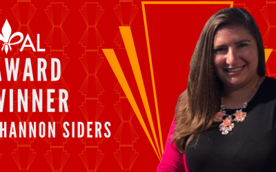 Meet Shannon Siders | 2020 YPAL Award Winner
