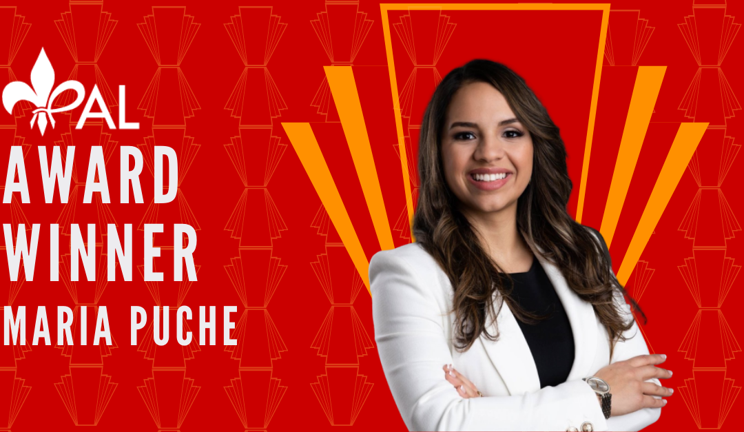 Meet Maria Puche | 2020 YPAL Award Winner