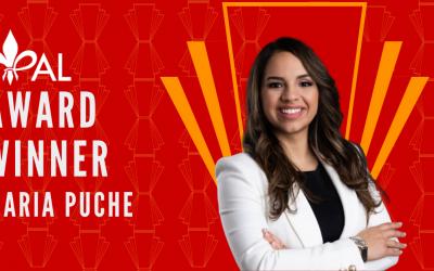 Meet Maria Puche | 2020 YPAL Award Winner