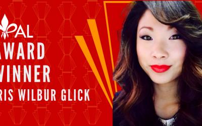 Meet Iris Wilbur Glick | 2020 YPAL Award Winner