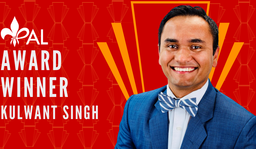 Meet Kulwant Singh | 2020 YPAL Award Winner