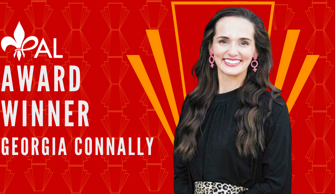 Meet Georgia Connally| 2020 YPAL Award Winner