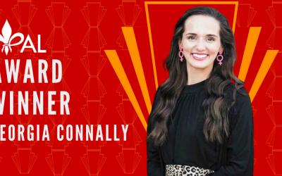 Meet Georgia Connally| 2020 YPAL Award Winner