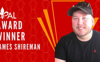 Meet James Shireman | 2020 YPAL Award Winner