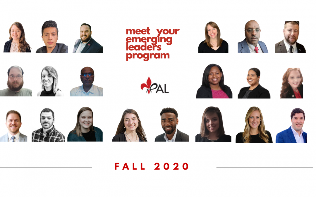 Meet our Emerging Leaders Program Fall 2020 Cohort!