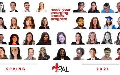 Meet our Emerging Leaders Program Spring 2021 Cohort!