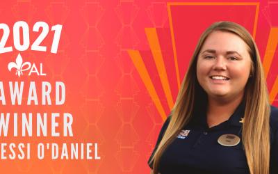 Meet Jessi O'Daniel | 2021 YPAL Award Winner