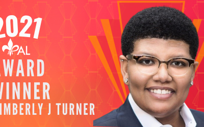 Meet Kimberly J Turner, Ph.D.,  | 2021 YPAL Award Winner