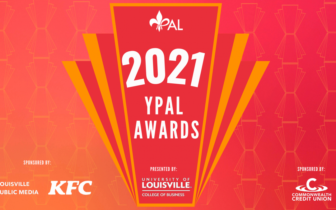 Announcing the 2021 YPAL Award Winners!