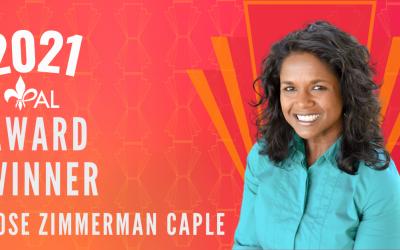 Meet Rose Zimmerman Caple | 2021 YPAL Award Winner