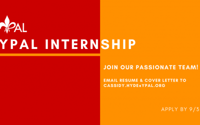YPAL is looking for an intern!