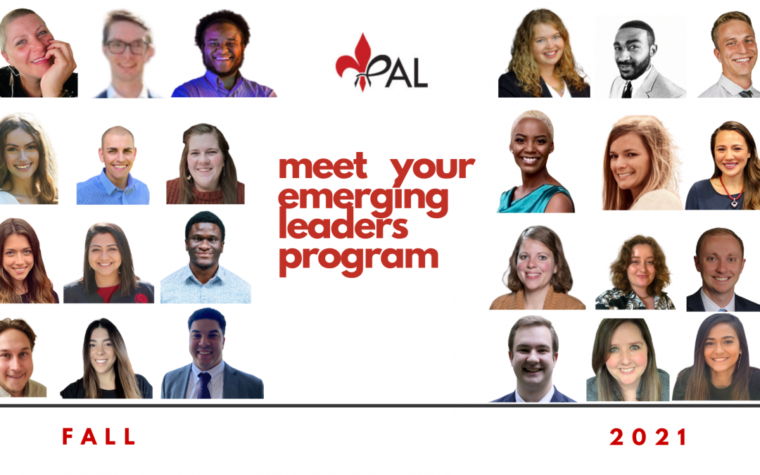 Meet the Emerging Leaders Program Fall 2021 Cohort!
